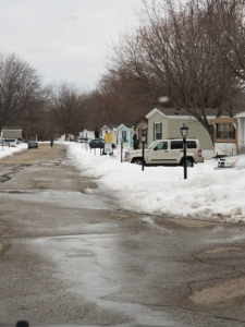 Affordable Housing Mobile Home Park