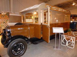 Vintage Wagon Home