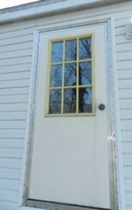 Exterior Door Mobile Home