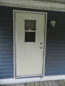 Exterior Door Manufactured Home