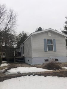 Indiana Manufactured Home